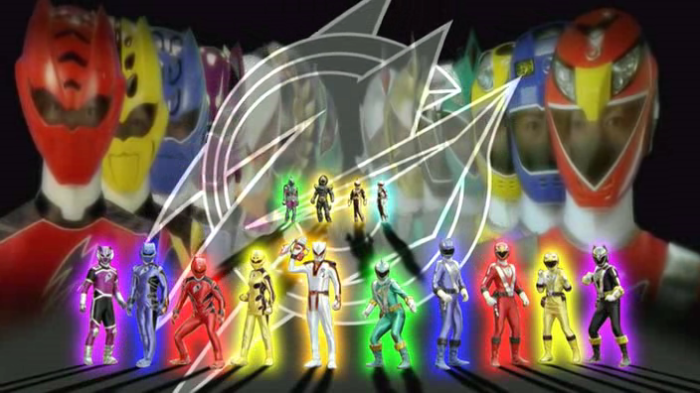 "Gekirangers, see you at the next ""VS Super Sentai"" special."