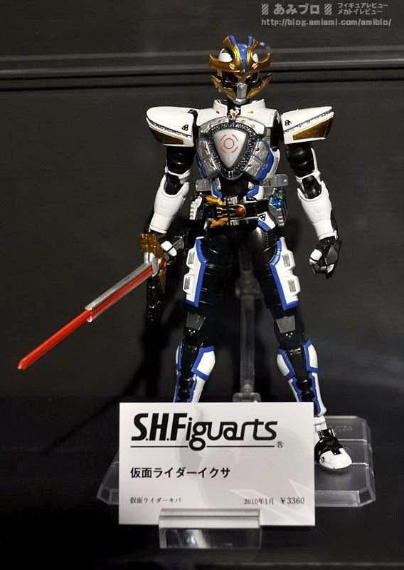S.H. Figuarts Kamen Rider IXA