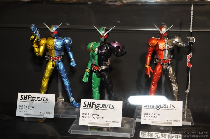 S.H. Figuarts Kamen Rider W