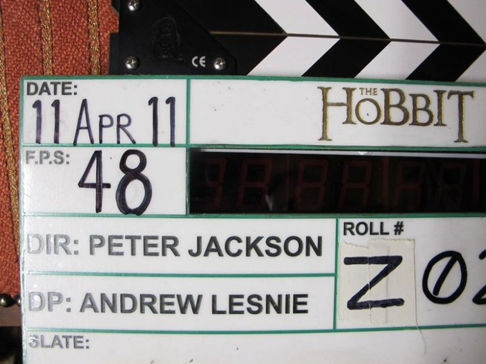 Hobbit director Peter Jackson's Facebook post about using 48 frames-per-second